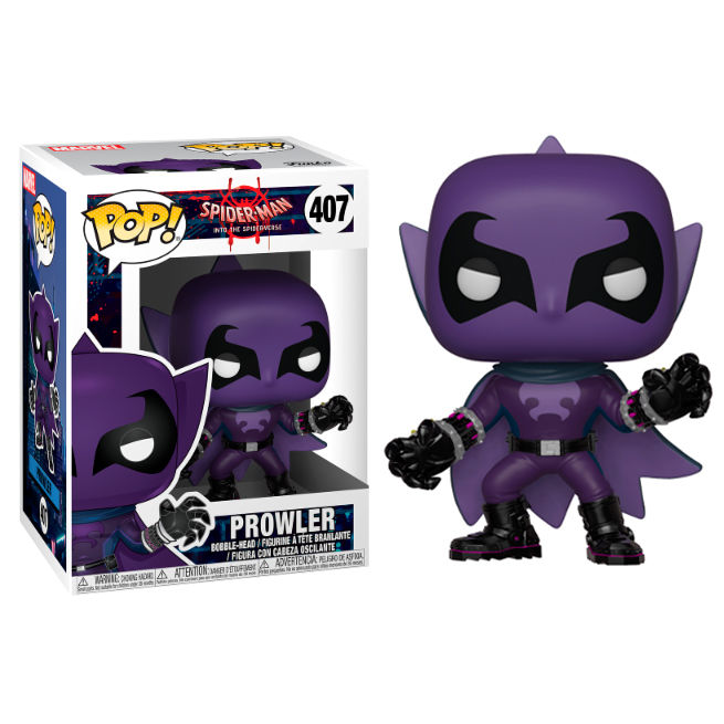 Marvel, Spiderman Prowler - Aunis Comic World