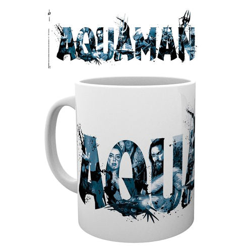 DC Aquaman Tasse - Aunis Comic World