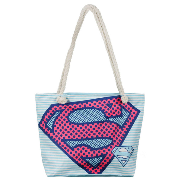 DC Comics Superman Strandtasche - Aunis Comic World
