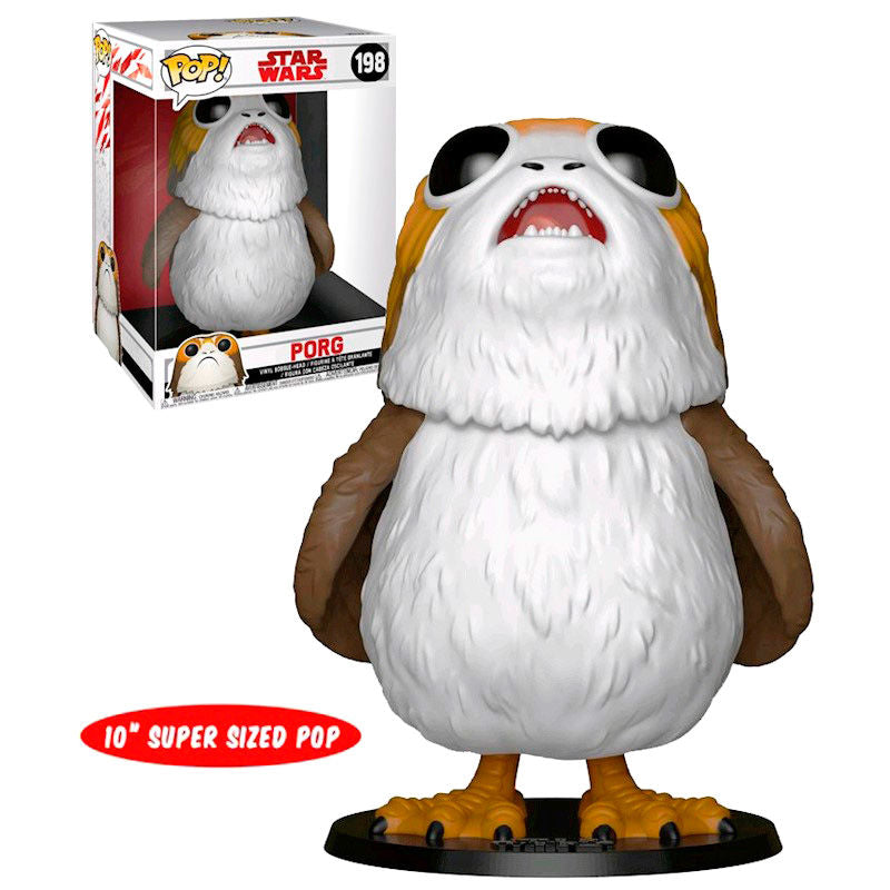 "Star Wars, The Last Jedi, Porg, 25cm, ""Exclusive"" - Aunis Comic World"