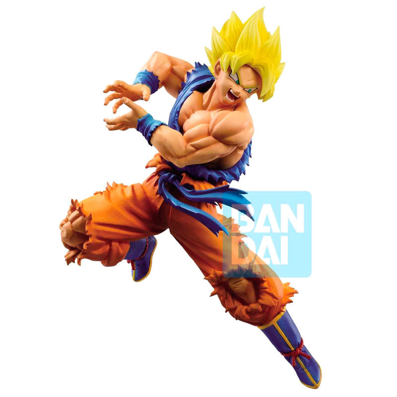 Dragon Ball Super, Super Saiyan Son Goku, Figur 15cm - Aunis Comic World