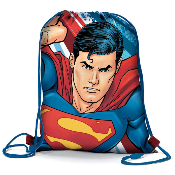 DC Comics Superman Gym Bag - Aunis Comic World