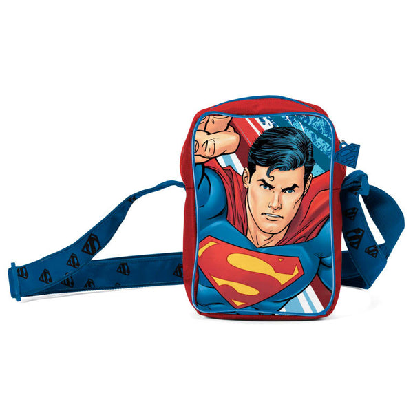DC Comics Superman Schultertasche - Aunis Comic World