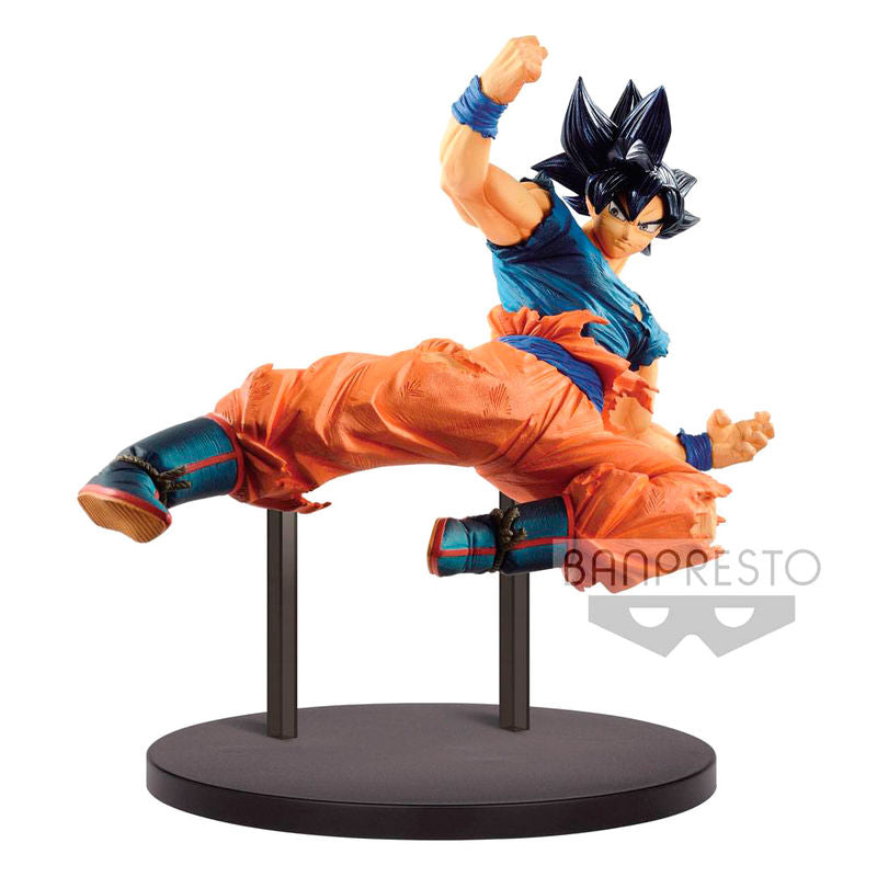 Dragon Ball Super Son Goku Ultra Instinct Figur 20cm - Aunis Comic World
