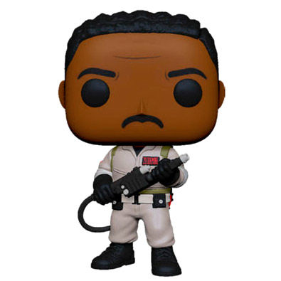 Ghostbusters, Dr. Winston Zeddemore, 9cm - Aunis Comic World