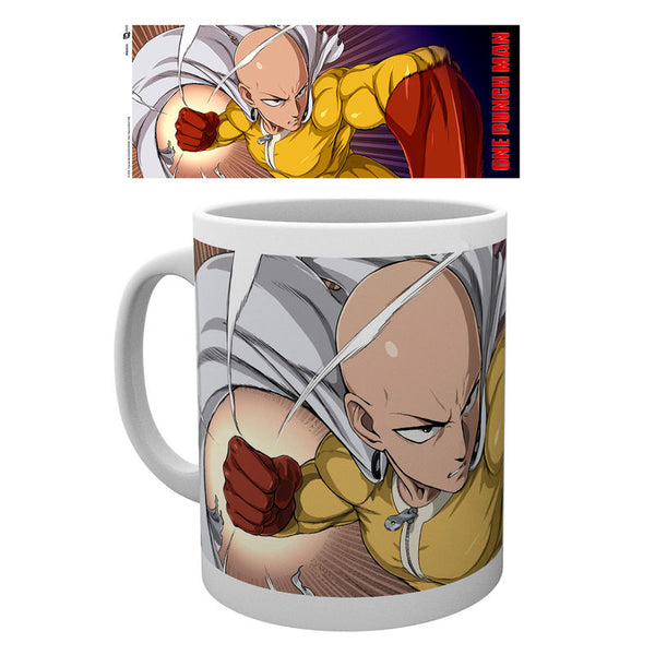 One Punch Man, Saitama Tasse - Aunis Comic World