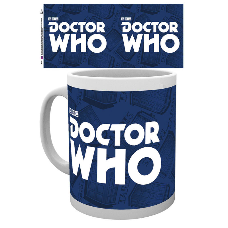 Doctor Who, Tasse - Aunis Comic World