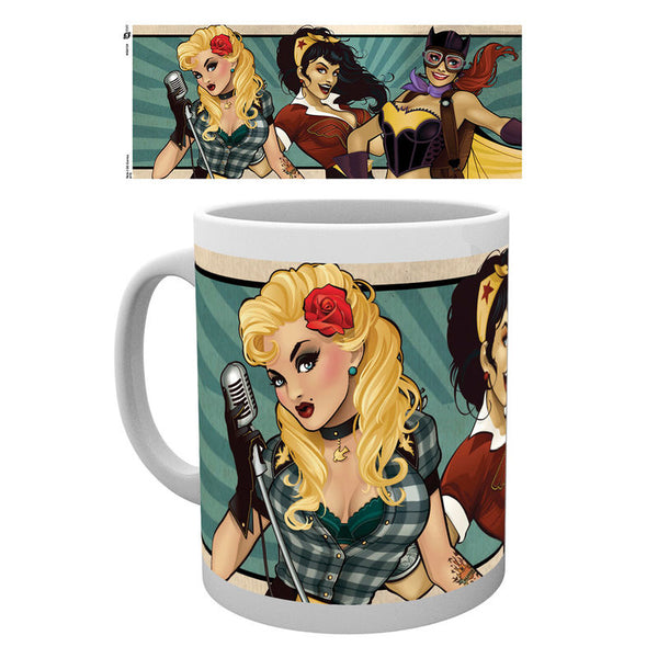 DC, Trio Bombshells, Tasse - Aunis Comic World