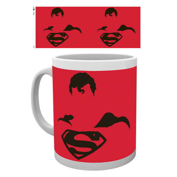 DC comics Superman Close Tasse - Aunis Comic World