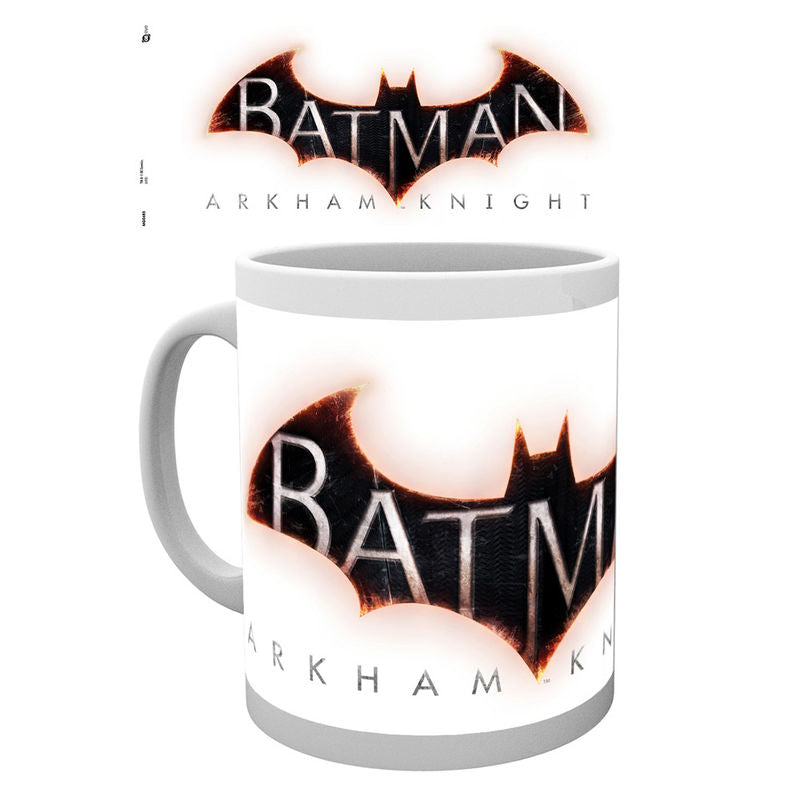 Batman Arkham Knight Logo Tasse - Aunis Comic World