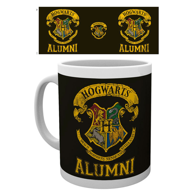Harry Potter, Hogwarts Alumni Tasse - Aunis Comic World
