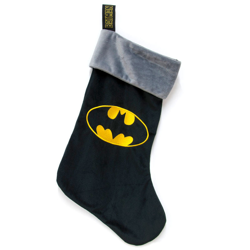 DC Comics Batman Christmas Socke 47,5cm - Aunis Comic World