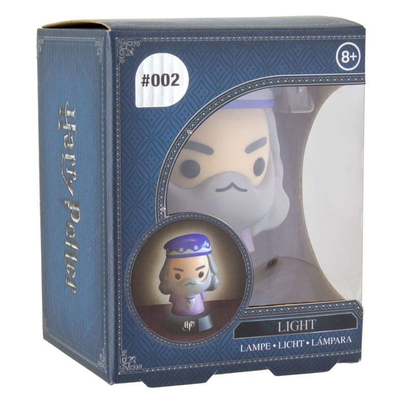 Harry Potter, Albus Dumbledore Mini Lampe - Aunis Comic World