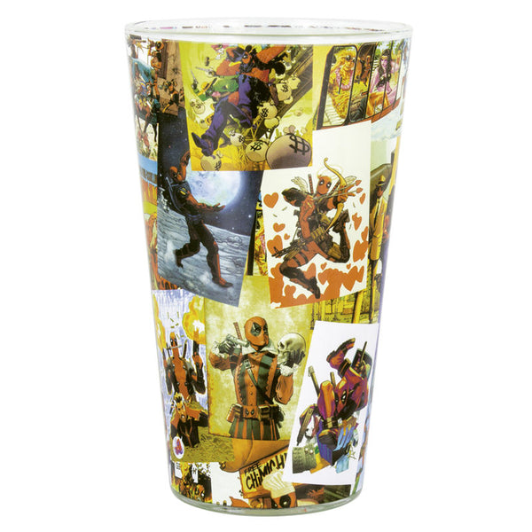 Marvel Deadpool Glas - Aunis Comic World