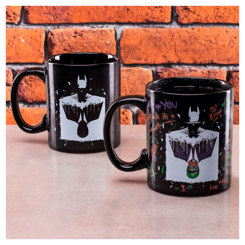 DC Comics, Batman, Wärmewechsel Tasse - Aunis Comic World