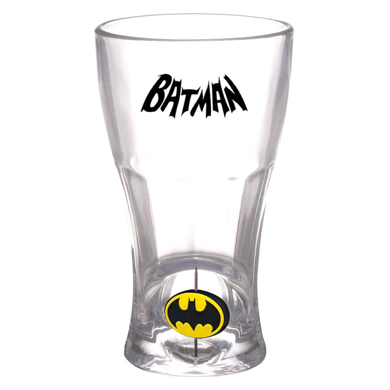 DC Comics Batman logo 3D Glas - Aunis Comic World