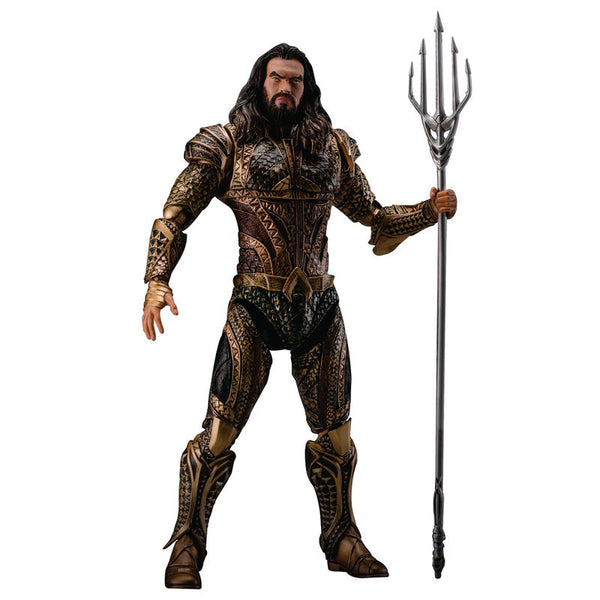 DC Comics Aquaman Dinamic Heros Figur 19 cm - Aunis Comic World