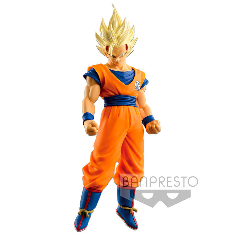 Dragon Ball Z, Super Saiyan Goku, Figur 17cm - Aunis Comic World
