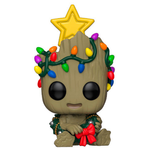 Marvel, Holiday Groot - Aunis Comic World