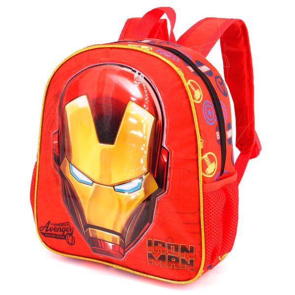 Marvel Iron Man Rucksack 30cm - Aunis Comic World