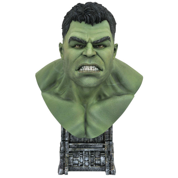 "Marvel, Hulk Büste, 25cm ""Limitiert 1000Stk."" - Aunis Comic World"