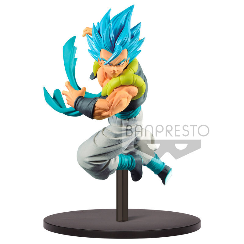 Dragon Ball Super Super Saiyan Blue Gogeta Figur 17cm - Aunis Comic World