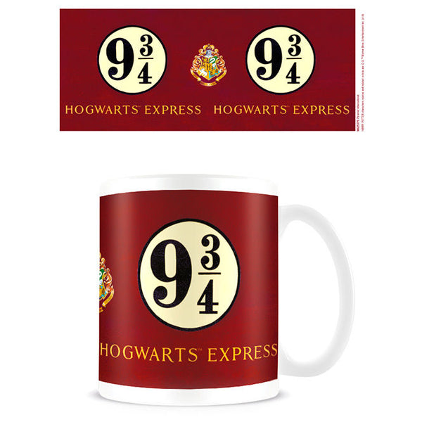 Harry Potter, 9 3/4 Tasse - Aunis Comic World