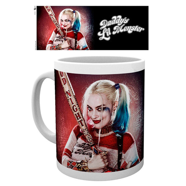 DC Comics Suicide Squad Harley Quinn Gute Nacht Tasse - Aunis Comic World