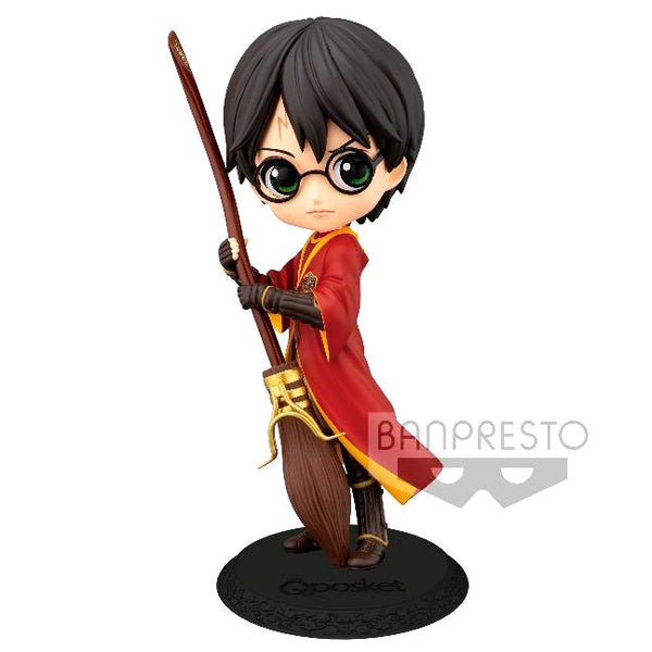 Harry Potter Quidditch Uniform Figur, 14cm - Aunis Comic World