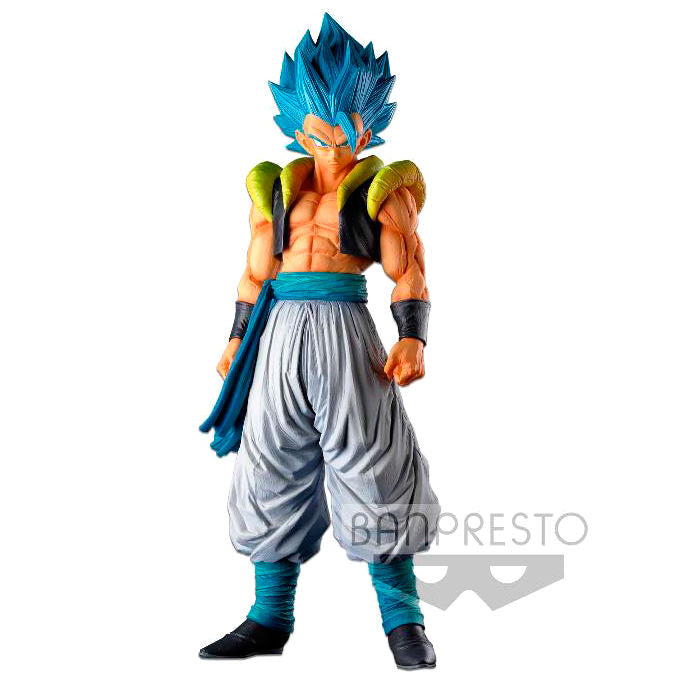 Dragon Ball Super Super Saiyan Blue Gogeta Figur 34cm - Aunis Comic World