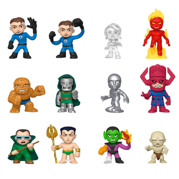 Marvel Fantastic 4 Mystery Minis - Aunis Comic World