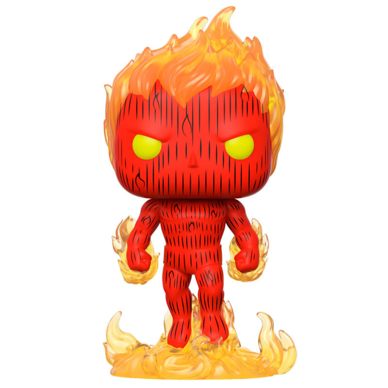 Marvel Human Torch - Aunis Comic World
