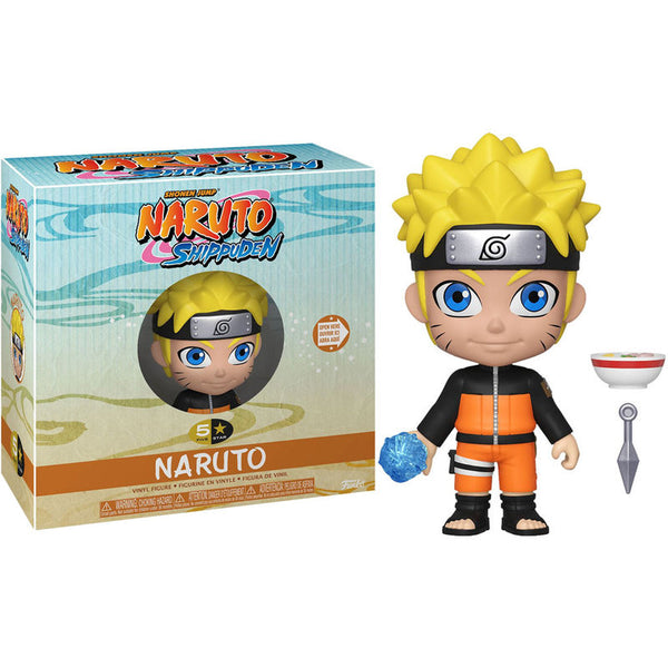 Naruto, Naruto, 5 Star, 8 cm - Aunis Comic World