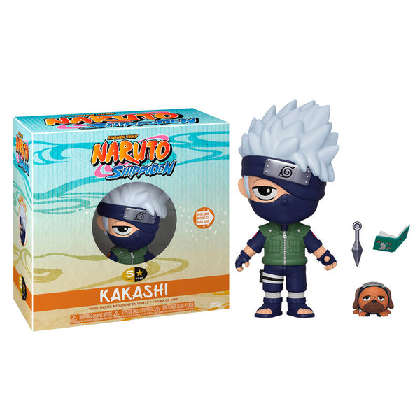 Naruto, Kakashi, 5 Star, 8 cm - Aunis Comic World