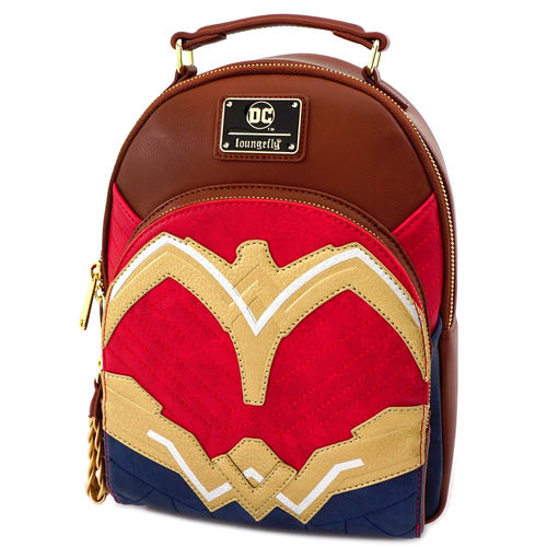 DC Wonder Woman Loungefly Rucksack - Aunis Comic World