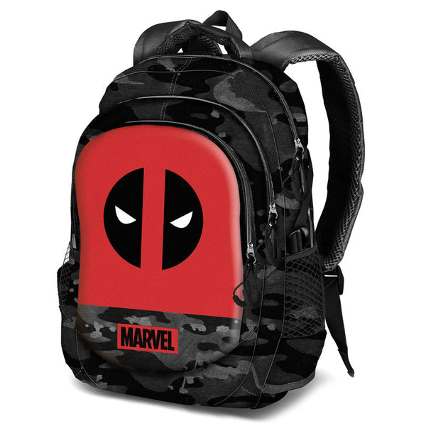 Marvel Deadpool Rucksack, 44cm - Aunis Comic World