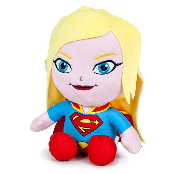 DC Supergirl Soft Plüsch 35cm. - Aunis Comic World