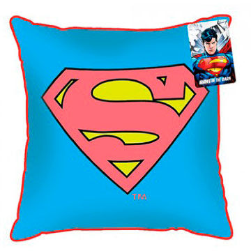 DC, Superman, Kissen 35cm - Aunis Comic World