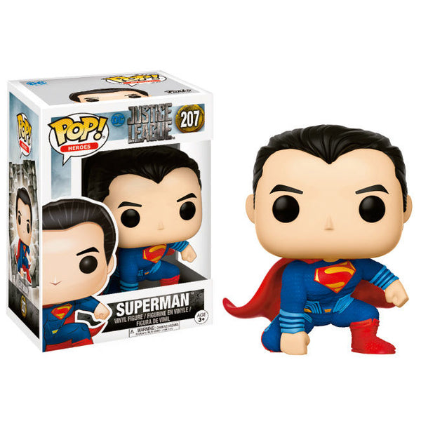 DC Superman,  9cm - Aunis Comic World
