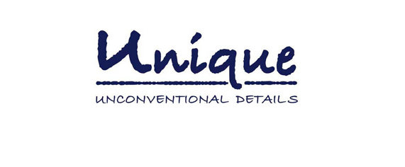 unique uncomventional details logo