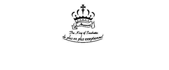 l arianna the king of sacchetto logo