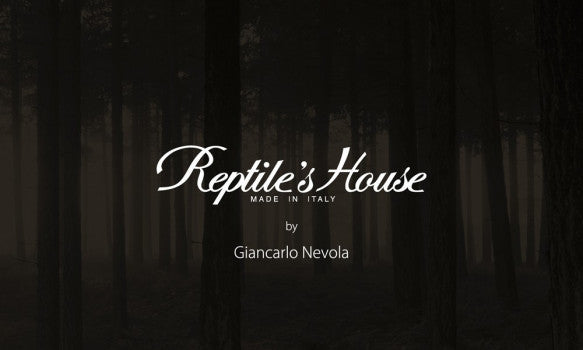 reptlises house made in italy logo