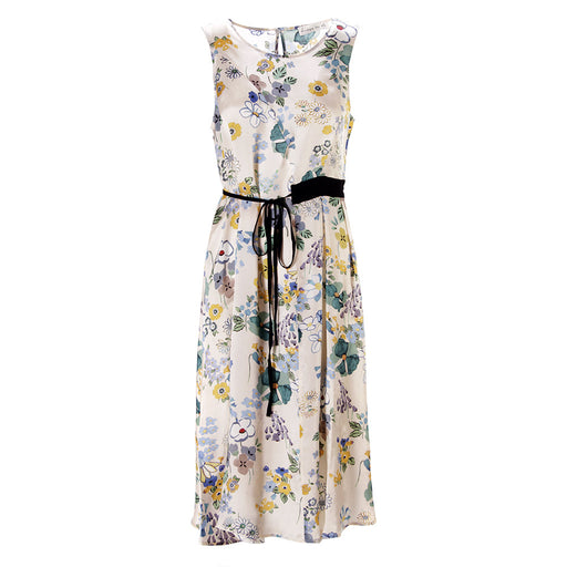 PHISIQUE DU ROLE Womens floral print viscose blend Dress