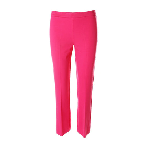JUCCA womens bright fuchsia stretch viscose Pants