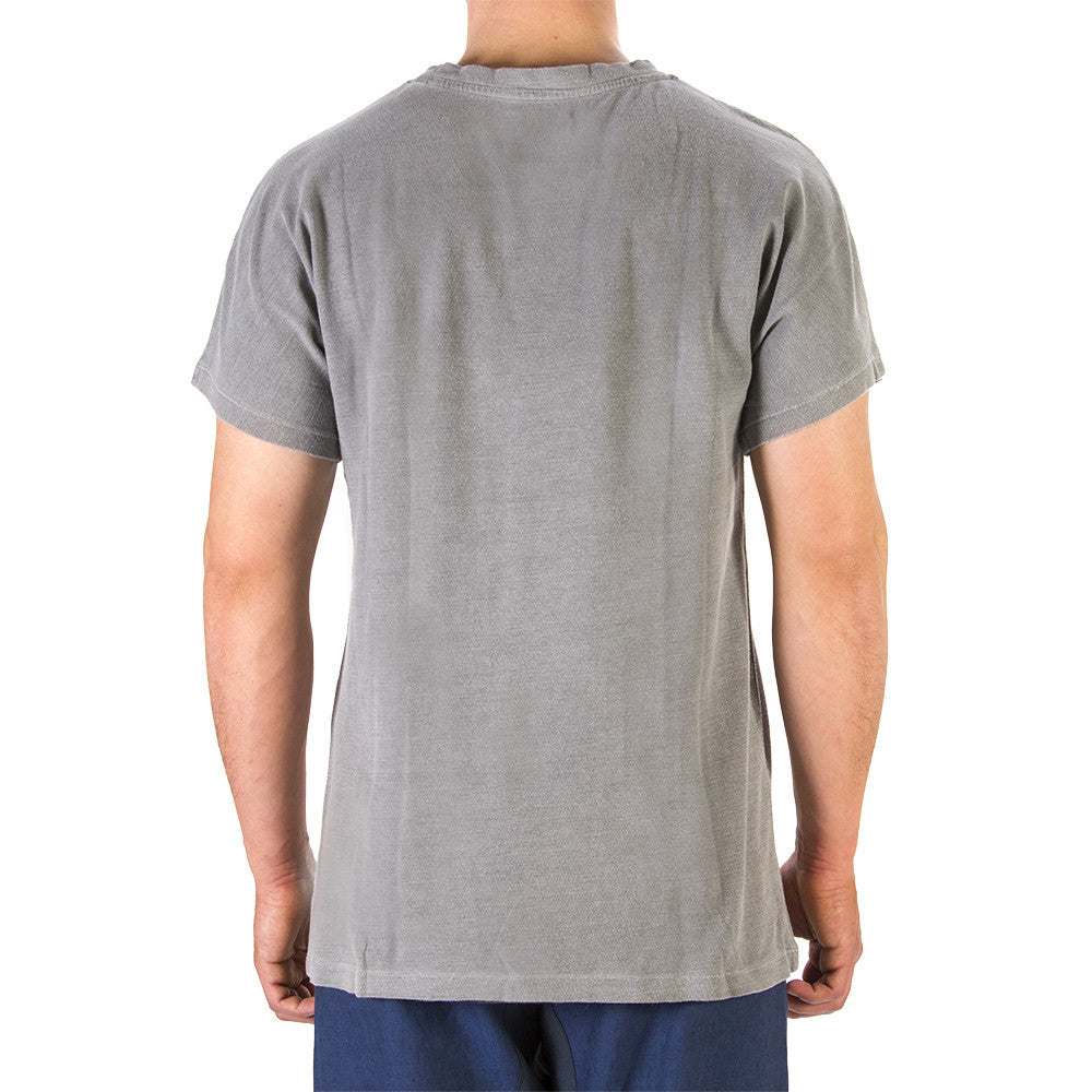WRAD unisex grey T-shirt graphi-tee Post print