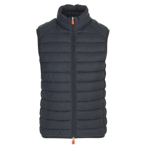 SAVE THE DUCK mens grey waterproof Vest