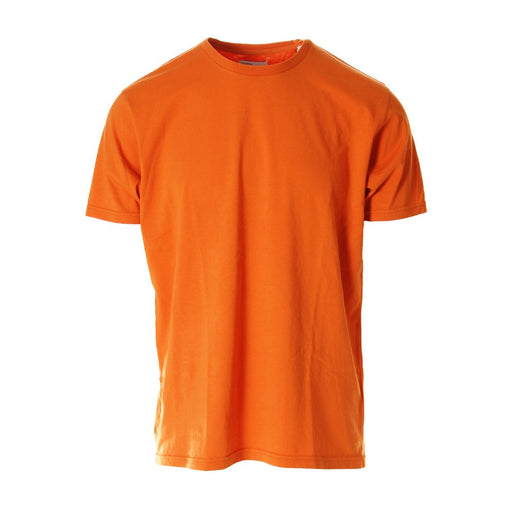 COLORFUL STANDARD unisex burned orange T-shirt