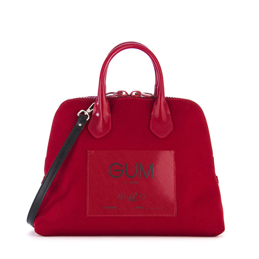 GUM CHIARINI womens red Handbag/shoulder bag