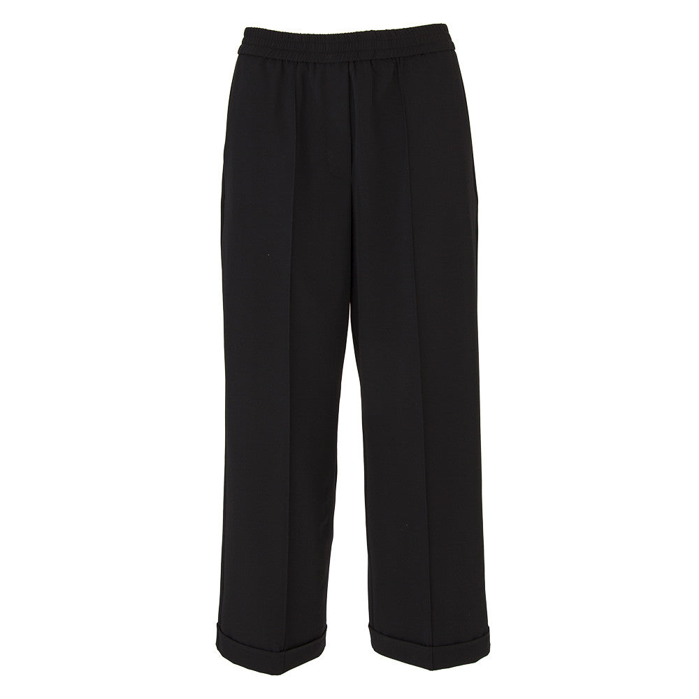 8PM womens black Palazzo pants