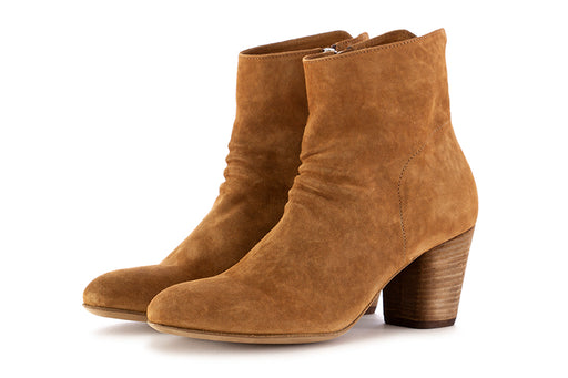 officine creative womens boots leather suede brown